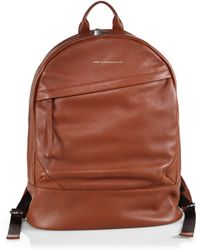 Want Les Essentiels De La Vie Kastrup Leather Backpack - Lyst