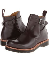Dr. Martens Kenton Dealer Boot - Lyst