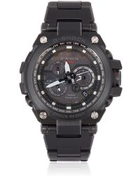 G-Shock Mtg Limited Stainless Steel Chrono Watch - Lyst