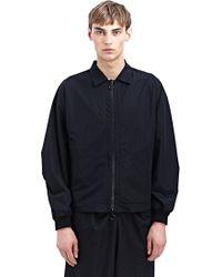 MariusPetrus - Zipped Blouson Jacket - Lyst