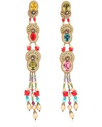 Dori Csengeri - Baroque Earrings - Lyst