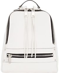 MILLY - Riley Backpack-white - Lyst