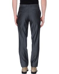 Facis Casual Trouser - Grey