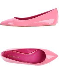 Mulberry Ballet Flats - Lyst