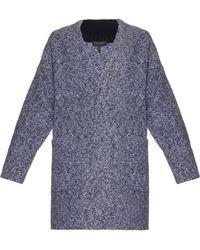 Rag & Bone - Diana Merino-wool Blend Coat - Lyst