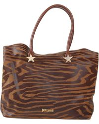 Just Cavalli Handbag animal - Lyst