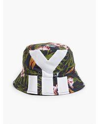Y-3 Men'S Graphic Bucket Hat multicolor - Lyst