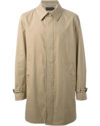 Ralph Lauren Classic Raincoat - Lyst