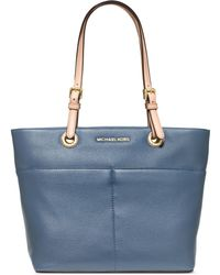 Michael Kors - Bedford Leather Tote - Lyst