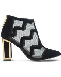 Kat Maconie Ankle Boots black - Lyst
