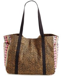 Volcom - 'absolutely Shore' Tote - Lyst