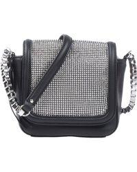 Karl Lagerfeld Under-Arm Bags black - Lyst
