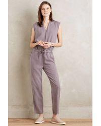 Cloth & Stone | Mignon Crossfront Jumpsuit | Lyst
