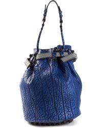 Alexander Wang Diego Bucket Bag - Lyst