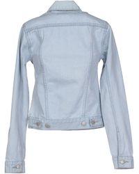 Cheap Monday Denim Outerwear - Lyst