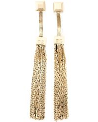 DSquared² Fringed Earrings - Lyst