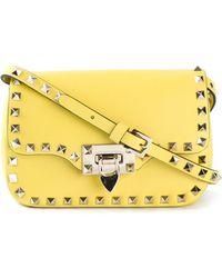 Valentino 'Rocsktud' Crossbody Bag - Lyst