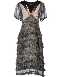 D&G Kneelength Dress - Lyst