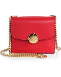 Marc Jacobs Mini Trouble Shoulder Bag - Lyst