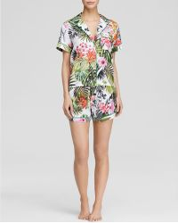 Clover Canyon - Botanical Spring Short Pyjama Set - Bloomingdale's Exclusive - Lyst