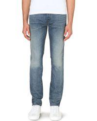 J Brand Tyler Slimfit Jeans Blue - Lyst
