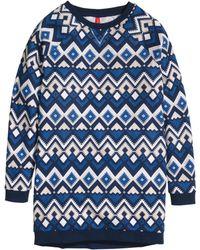 H&M Oversized Sweatshirt - Lyst