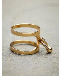 Maniamania Luminary Ring - Metallic