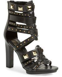 Fergie 'Bonnie' Studded Strappy Sandal - Lyst