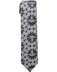 Vivienne Westwood Lotus Orb Tie - Lyst