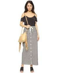 Solid & Striped - The Long Skirt - Lyst