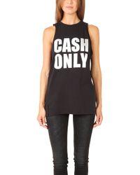 3.1 Phillip Lim Cash Only Tank - Lyst