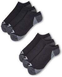 Converse Pack Of 6 Ankle Socks - Lyst