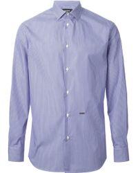 DSquared² Classic Shirt - Lyst