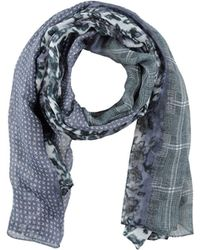 Tombolini Oblong Scarf - Green