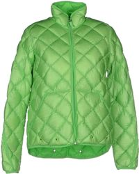 Ralph Lauren Down Jacket green - Lyst