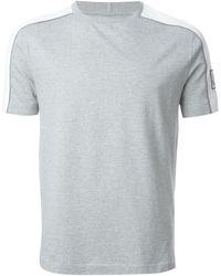 Moncler Crew Neck T-Shirt - Lyst