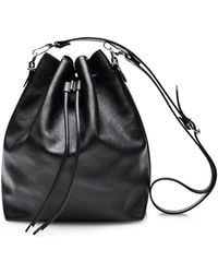 Proenza Schouler The Bucket Large Leather Tote - Lyst
