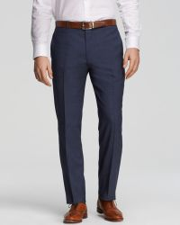 Hart Schaffner Marx - Trousers - Classic Fit - Bloomingdale's Exclusive - Lyst