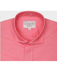 Ledbury The Tucker Pinpoint red - Lyst