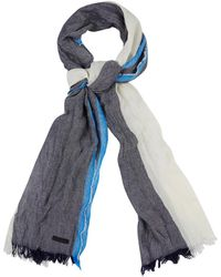 Burberry Brit - University Striped Scarf - Lyst