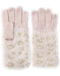 Betsey Johnson - Cat Skills Gloves - Lyst