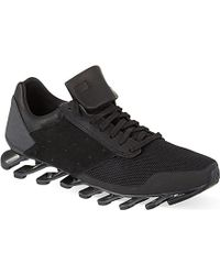 Adidas Rick Owens X Designer Springblade Low Trainers - For Men - Lyst