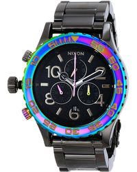 Nixon The 42-20 Chrono - The Social Army Collection - Lyst
