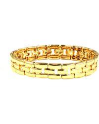 Anne Klein - Chain Link Bracelet - Lyst