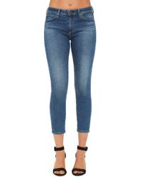 AG Jeans | The Prima Crop | Lyst