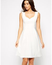 Love Debutante Textured Prom Dress - Lyst