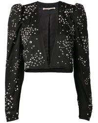 Yves Saint Laurent Vintage Embellished Bolero - Lyst