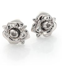 Marc By Marc Jacobs Jerrie Rose Stud Earrings - Lyst
