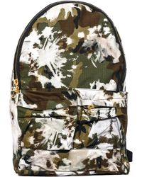 Off-White c/o Virgil Abloh | Camouflage Printed Backpack | Lyst
