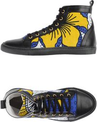 You Khanga - High-tops & Trainers - Lyst